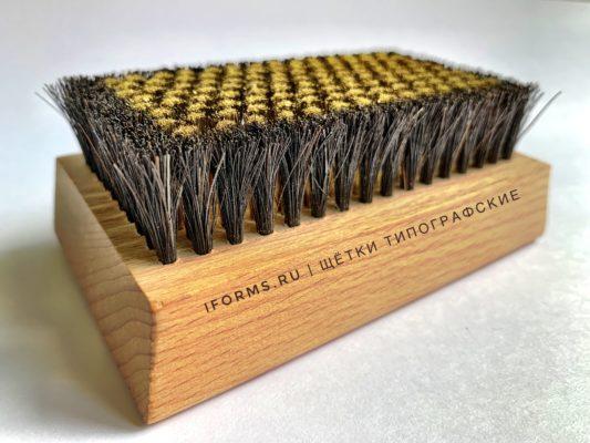 Гибридная типографская щетка iForms