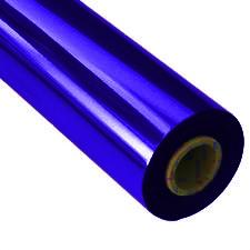 Фольга темно-синяя полиграфическая