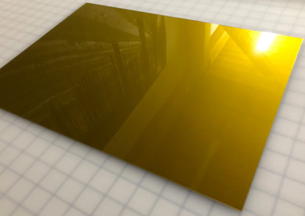 Photopolymer plate
