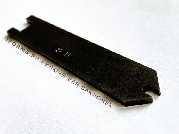Ключ заключки Heidelberg Victoria